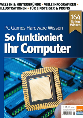 "PC Games Hardware Sonderheft ""So funktioniert Ihr Computer"""