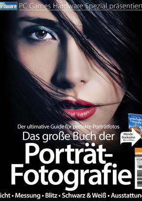"PC Games Hardware Sonderheft PCGH SPEZIAL ""Portraitfotografie"""
