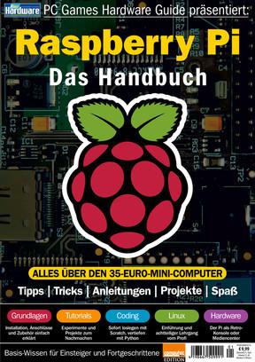 "PC Games Hardware Sonderheft PCGH GUIDE ""Raspberry Pi"""