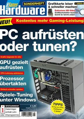 PC aufrüsten oder tunen: PCGH Sonderheft 03/2014