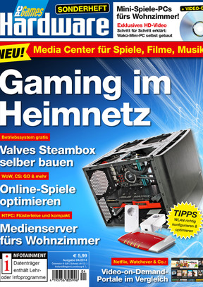 Mini-PC: PCGH Sonderheft 04/2014