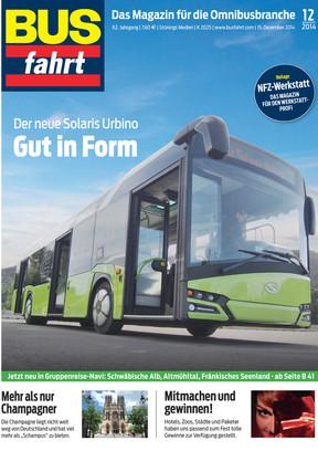 Bus-Fahrt 12/2014