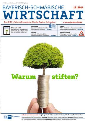 Bayerisch-Schwäbische Wirtschaft 12/2014