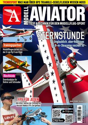 Modell AVIATOR Ausgabe 02/2015