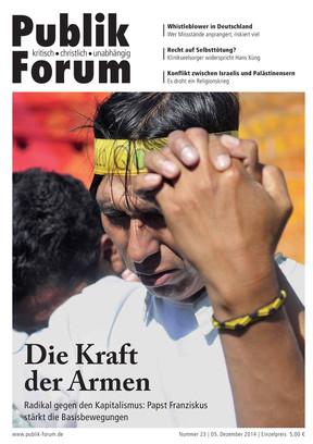Publik-Forum, 23/2014