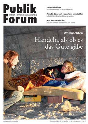 Publik-Forum, 24/2014