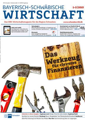 Bayerisch-Schwäbische Wirtschaft 1-2/2015