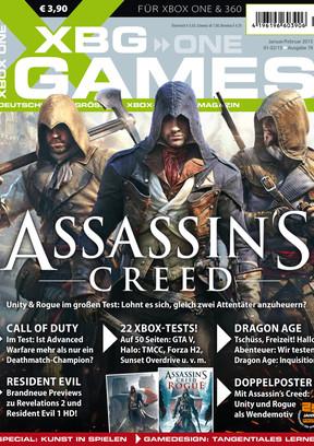 XBG Games 01-02/2015