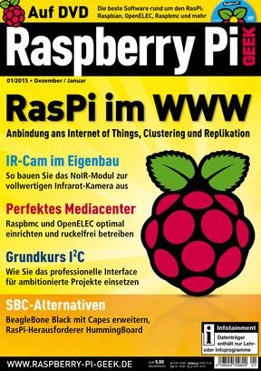 Raspberry Pi Geek 01/2015
