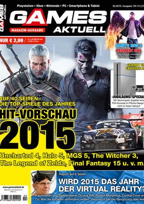 Games Aktuell 02/2015