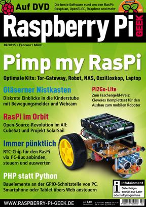 Raspberry Pi Geek 02/2015