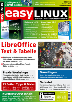 Easy Linux 01/2015