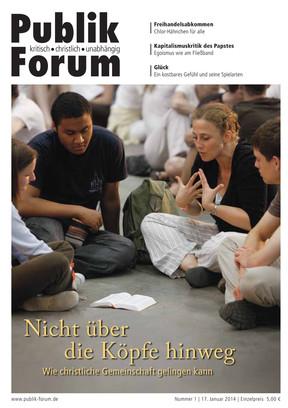 Publik-Forum, 01/2014