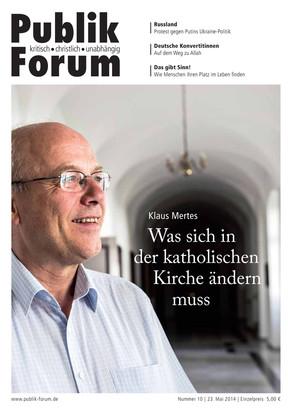 Publik-Forum, 10/2014
