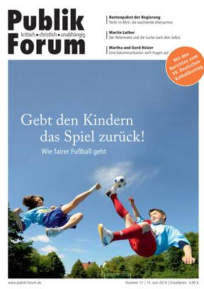 Publik-Forum, 11/2014