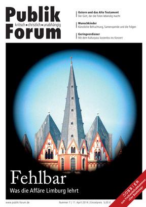 Publik-Forum, 07/2014