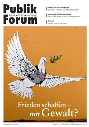 Publik-Forum, 16/2014