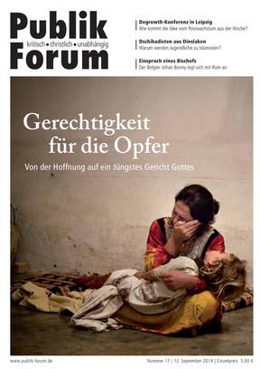 Publik-Forum, 17/2014