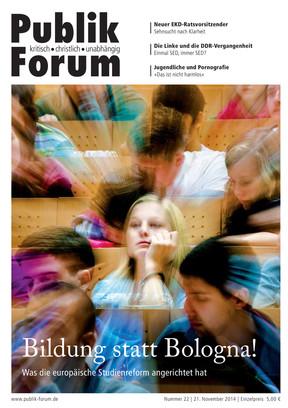 Publik-Forum, 22/2014
