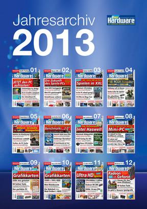 Jahresarchiv PCGH 2013