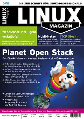 Linux-Magazin 04/2015