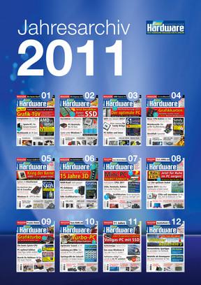 Jahresarchiv PCGH 2011