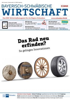 Bayerisch-Schwäbische Wirtschaft 3/2015