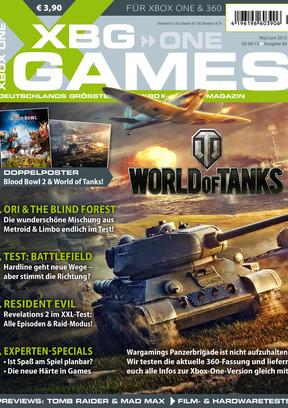 XBG Games 05-06/2015