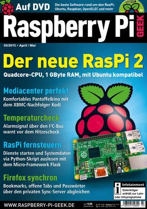 03/2015 Raspberry Pi Geek