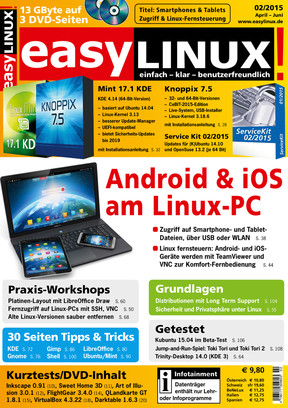 Easy Linux 02/2015