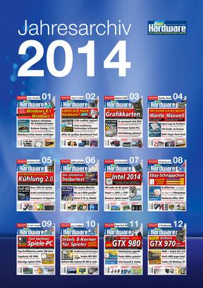 Jahresarchiv PCGH 2014