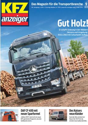 KFZ-Anzeiger 09/2015