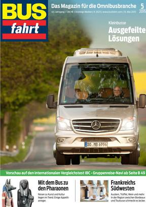 Bus-Fahrt 05/2015