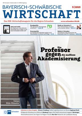 Bayerisch-Schwäbische Wirtschaft 5/2015