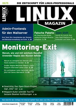 06/2015 Linux Magazin