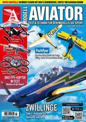 Modell AVIATOR Ausgabe 07/2015