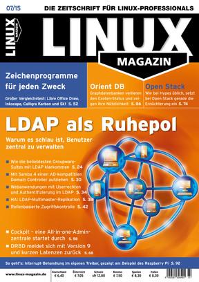 07/2015 Linux Magazin