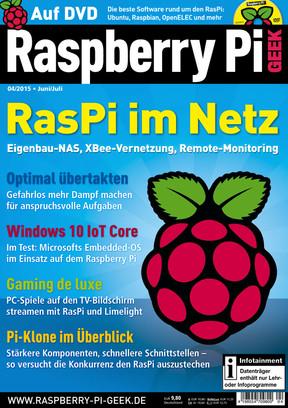 04/2015 Raspberry Pi Geek