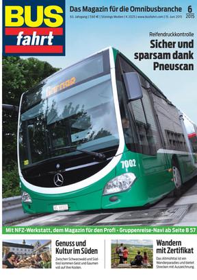 Bus-Fahrt 6/2015