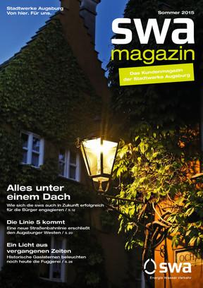 swa Magazin Sommer 2015