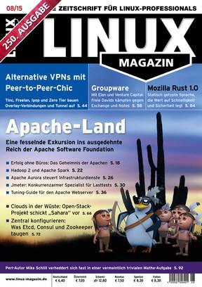 08/2015 Linux Magazin