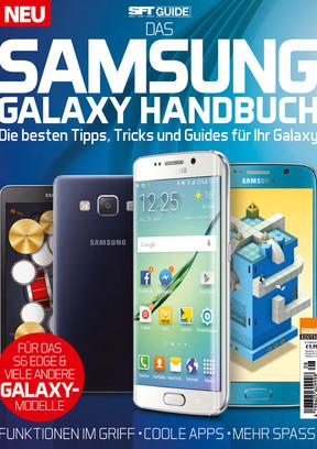 Das Samsung-Galaxy-Handbuch