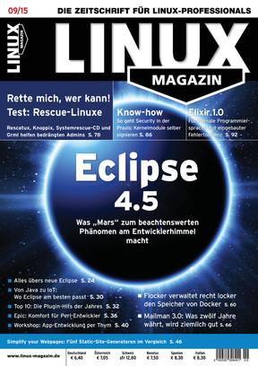 09/2015 Linux Magazin