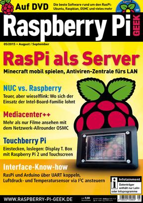 05/2015 Raspberry Pi Geek