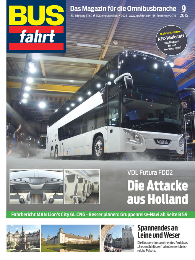 Bus-Fahrt 9/2015