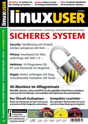 LinuxUser 10/2015