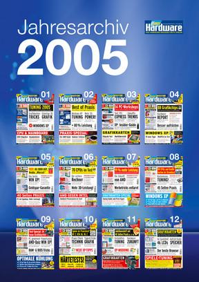 Jahresarchiv PCGH 2005