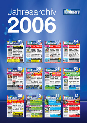 Jahresarchiv PCGH 2006