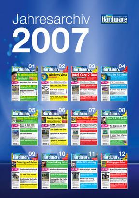 Jahresarchiv PCGH 2007