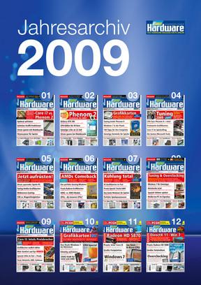 Jahresarchiv PCGH 2009